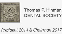 Thomas P. Hinman Dental Society Logo