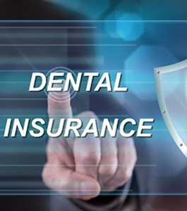 digital dental insurance on screen