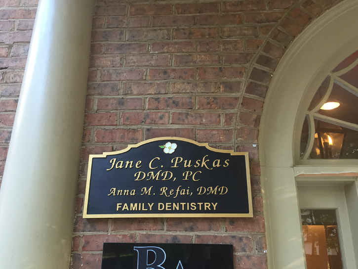 Exterior of Jane C. Puskas DMD, PC